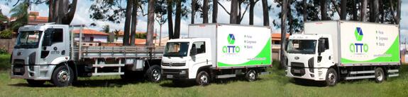 Atto Stands Caminhão Logistica